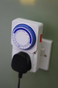 Timer Plug off-grid TICTAC